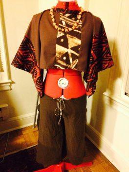 Jodi Costume Front