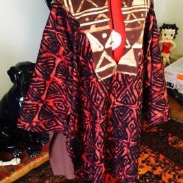 Kayo Costume Front